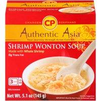 Authentic Asia™ Shrimp Wonton Soup 5.1 oz Box