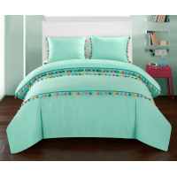 Better Homes & Gardens Kids Hip Tassel Comforter Set