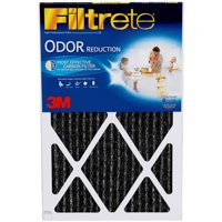 Filtrete Odor Reduction Air and Furnace Filter, 1200 MPR, 20 x 20 x 1 inch, 1 Filter