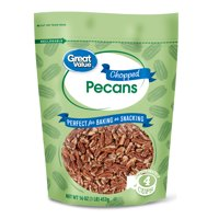 Great Value Chopped Pecans, 16 oz