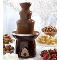 Wilton Chocolate Pro Chocolate Fountain - Fondue Chocolate Fountain, 4 lb. Capacity