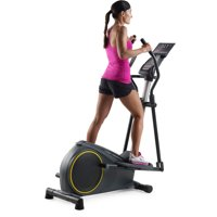 Gold's Gym Stride Trainer 350i Elliptical with iFit Personal Training