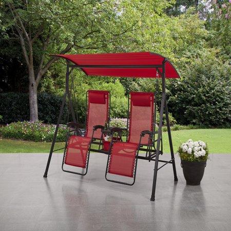 Mainstays Big And Tall Zero Gravity Outdoor Reclining