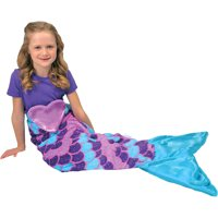 Snuggie Tails Soft, Cuddly Blanket, Mermaid As Seen on TV