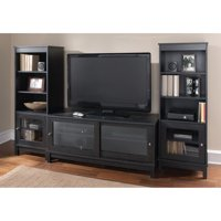 """Mainstays Entertainment Center Bundle for TVs up to 55"""", Multiple Finishes"""