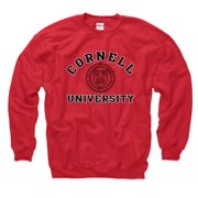 72c084c9a Cornell University Arch & Seal Men's Sweatshirt-Red
