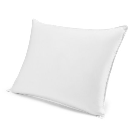 Cluster Fiber Pillow (Mainstays 200TC 100% Microfiber Polyester Pillow in Multiple Sizes )