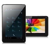 Indigi® 7inch 2Sim Android 4.4 (2-in-1) Smartphone + TabletPC w/ WiFi + Bluetooth Sync (Factory Unlocked)