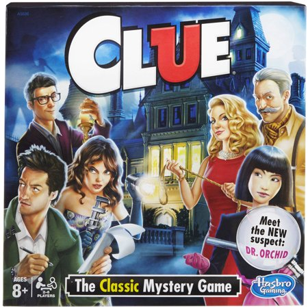 Clue Game](11 Year Old Games)