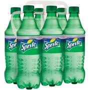 (4 Pack) Sprite Soda, 16.9 Fl Oz, 6 Count