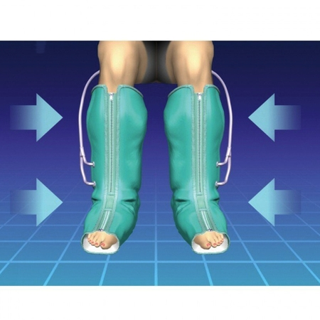 New Men and Women Leg Compression Massager for Foot and Calf Circulation Massage Air Leg (Homedics Deep Compression Foot And Calf Massager)
