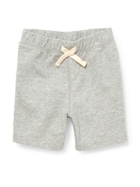 Children's Place Toddler Boy Solid Knit Shorts