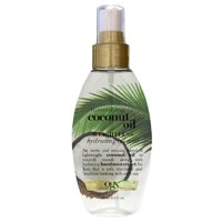OGX Nourishing Coconut Oil Weightless Hydrating Oil Mist, 4 Oz