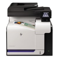 HP LaserJet Pro 500 Color MFP M570dn Laser Printer, Copy/Fax/Print/Scan