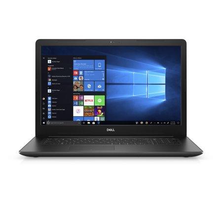 "Dell Inspiron 17 3785, 17.3"" Laptop, AMD Ryzen 3 2300U Mobile Processor with Radeon Vega 6 Graphics, 8GB, 1TB HDD, i3785-A452BLK"