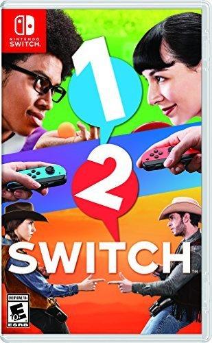 1-2-Switch, Nintendo, Nintendo Switch, 045496590444