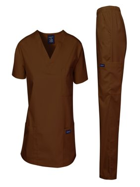 Dagacci Unisex Medical Uniform Scrubs Set