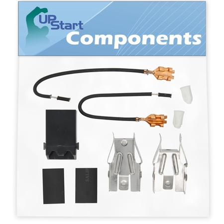 330031 Top Burner Receptacle Kit Replacement for Whirlpool 2496^2A Range/Cooktop/Oven - Compatible with 330031 Range Burner Receptacle Kit - UpStart Components Brand