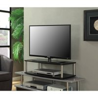 "Convenience Concepts Designs2Go No Tools XL Two Tier Swivel, for TVs up to 32"" by Convenience Concepts"