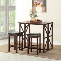 Better Homes & Gardens Carrington Drop Leaf Counter Height Dining Set