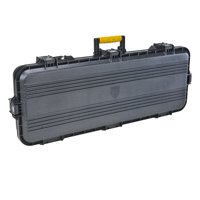 Plano All Weather Single Rifle Case, Black