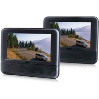 "RCA 7"" Dual Screen DVD Player (DRC69705E22)"