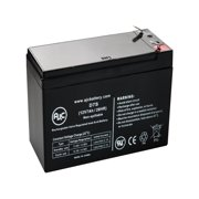 Universal Power UB1270 12V 7Ah Wheelchair Battery - This is an AJC Brand Replacement