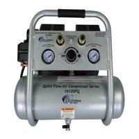 California Air Tools 1610SPQ Quiet Flow 1.0 Hp, 1.6 Gal. Steel Tank Air Compressor