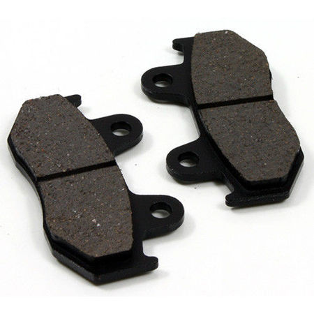 Rear Semi Metal Brake Pad John Deere HPX 4x4 Trail Gator Petrol (Axxis Metal Master Brake Pad)