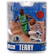 94be6ee222bc McFarlane NBA Sports Picks Series 13 Jason Terry Action Figure  Green  Jersey Variant
