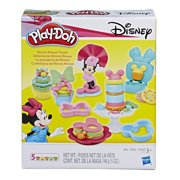 Play-Doh Disney Minnie Mouse Treats Food Set with 5 Cans of Dough
