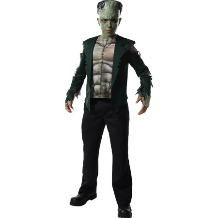 Universal Monsters Boys Frankenstein Costume - Monster Costume Men