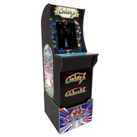 Galaga Arcade Machine with Riser, Arcade1UP, 815221026957