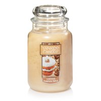 Yankee Candle Large Jar Scented Candle, Luscious Pumpkin Trifle