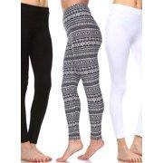 3dc491874846b0 Women's Pack of 3 Leggings