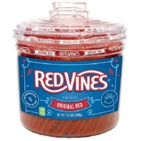 Red Vines, Original Red Licorice Candy, 3.5LB