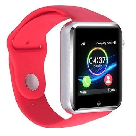 Premium Red Bluetooth Smart Wrist Watch Phone mate for Android Touch Screen Blue Tooth Smart Watch with Camera for Adults for Kids (Supports [does not include] SIM+MEMORY CARD) Amazingforless G10](Kids Witch)