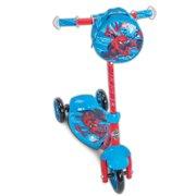 Marvel Spider-Man Boys' 3-Wheel Preschool Scooter, by Huffy