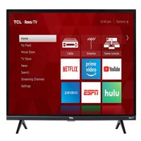 "TCL 40"" Class HD (1080P) Roku Smart LED TV (40S325)"