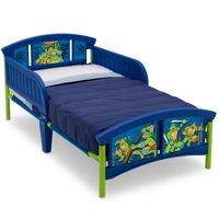 Teenage Mutant Ninja Turtles Plastic Toddler Bed by Delta Children