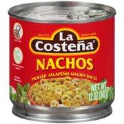 La Costena Pickled Jalapeño Nacho Slices, 12 Oz