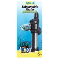 Tetra Submersible Aquarium Tank Heater, 10-30 Gallon, 100-Watt