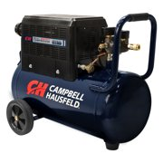 Campbell Hausfeld 8-Gallon Quiet Hot Dog Air Compressor DC080510