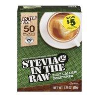 (3 Pack) Stevia in the Raw Zero Calorie Sweetener - 50 CT