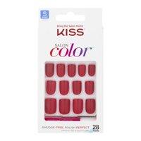 KISS Salon Color Nails, China Doll