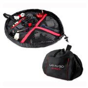9ea1191b029 Lay-N-Go Wired Black and Red