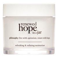 Philosophy Renewed Hope In a Jar Refreshing and Refining Moisturizer, 2 Oz