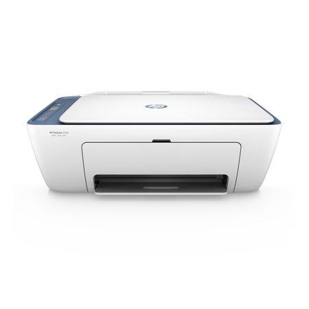 HP DeskJet 2636 Wireless All-in-One Color Inkjet Printer, Blue