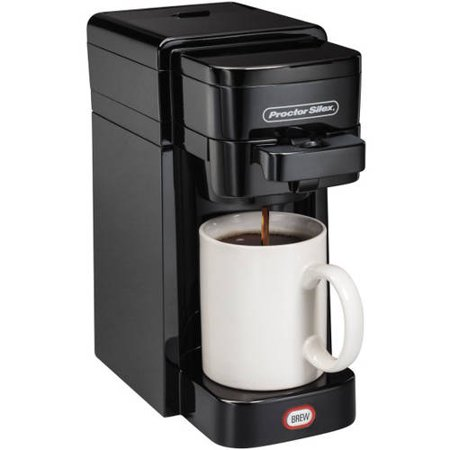 Proctor Silex Single-Serve Coffeemaker | Model#
