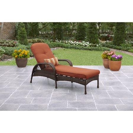 Better Homes & Gardens Azalea Ridge Outdoor Chaise Lounge